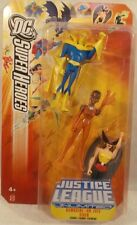 DC Universe Justice League Unlimited Hawkgirl, Dr. Fate, Vixen JLU (MOC)