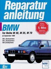 BMW 730i / 735i / 750i - ab 9/1986 (Reparaturanleitung)