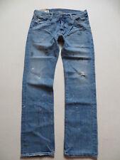 Abercrombie & Fitch REMSEN  Jeans Hose, W 32 /L 32, NEU ! Vintage Denim EXTREM !