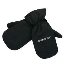 Benross Golf Pro Shell Winter Mitts Gloves Black Various Sizes 48HR 🚚