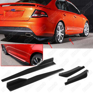 Fits Ford Falcon FG XR 6  Side Skirt Extension Rear Diffusser Apron Body Kits