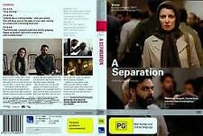 A Separation (DVD, 2012) - Very Good Condition