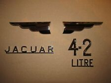 JAGUAR XK8 Coupé badge-Trunk Partie-HJB5985BD
