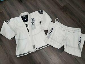 Hayabusa Keikogi MMA Jiu Jitsu Gi Suit Size A1