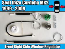 SEAT IBIZA CORDOBA MK2 Window Regulator Repair Kit Front Right Door 1999 - 2009
