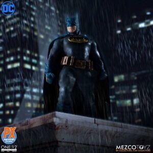 1/12 Scale Action Figure Mezco Batman Knight Blue PX AF Net Collective