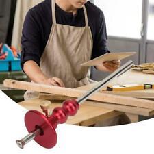 NEW Red Wood Scribe Mortise Gauge Tool Woodworking Wheel Marking
