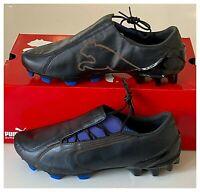 2006 PUMA V1.06 K i FG FOOTBALL BOOTS CARBON FIBRE SOCCER CLEATS RARE BNIB UK8.5