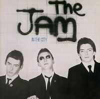 The Jam - In The City (NEW CD)