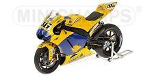 MINICHAMPS 063096 YAMAHA YZR-M1 bike Rossi DIRTY VERSION Sachsenring 2006 1:12th