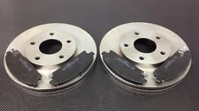 OE QUALITY NISSAN X TRAIL X-TRAIL FRONT BRAKE DISCS AND & PADS