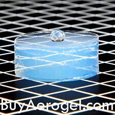 Sample Hydrophobic Aerogel Disc 2.7 cm x 0.7 cm - For Experimentation