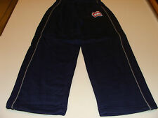 2012 Montreal Canadiens NHL Hockey Age 6x7 Team Kids Child Fleece Pants Mighty