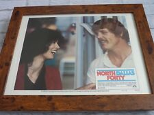 Framed Lobby card Press Promo Photo Over sized 16x12 North Dallas Forty 1979