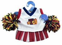 "Cheerleader Outfit Fits Build A Bear Workshop 12"" - 16"" Teddy Bears, Clothes"