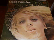 MOST POPULAR-LP-NM-VARIOUS ARTISTS OF THE 1950'S-RCA VICTOR-STEREO