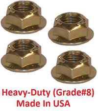 "Torque Converter Nuts Ford A4LD C3 C4 C5 C6 AOD E4OD HeavyDuty 3/8""-24x.34"" E40D"