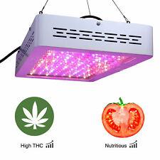 VANDER 1000W LED Grow Lights Lamp Full Spectrum Light Veg Bloom NDL/HPS Replace
