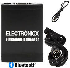 Adapter USB MP3 Aux Bluetooth Hands Free Honda, Acura, Alpine Mbus