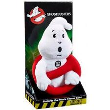 "GHOSTBUSTERS NO GHOST LOGO 9"" Medium Plush Sound Talking Doll Underground Toys"