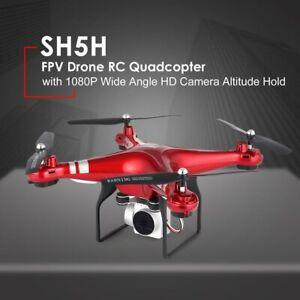 New Wide Angle Camera Drone SH5H Original Drone Quad Copter with HD Camera
