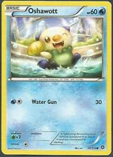POKEMON STEAM SEIGE CARD- #030-OSHAWOTT