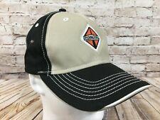 New INTERNATIONAL Trucks Baseball Hat Cap OSFA Adult Black & Tan