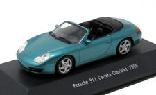 Porsche 911 Carrera Cabriolet 1999 1:43 NOREV Diecast Porsche Collection Atlas