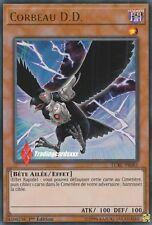 ♦Yu-Gi-Oh!♦ Corbeau D.D. (Crow) : LCKC-FR081 -VF/Ultra Rare-