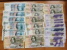More details for 1,140 swedish krona banknotes