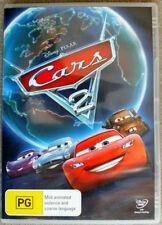 Cars 2 (DVD, 2011) region 4 (Walt Disney)