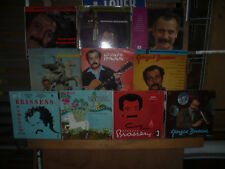 FRENCH 33 T 25 cm GEORGES BRASSENS 5 euros PIECES