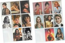 James Bond 50th Anniversary 1, 2, Autographs & Relics -Gold Gallery Single Cards