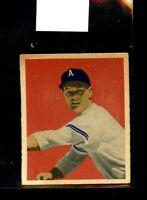 1949 BOWMAN #55 EDDIE JOOST ATHLETICS VG+ D020476