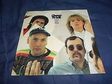 """Retro 1982 Cheap Trick One On One Epic 6"""" X 6"""" Promo Post Card Un-Used"""