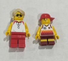 BN Lego City mini figure umpire & sports kid basketball volley minifigure 39
