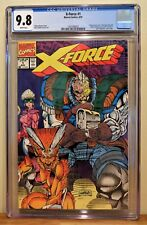 X-FORCE #1 CGC 9.8 - WHITE PAGES **HIGHEST GRADED COPIES! MOVIE COMING SOON**