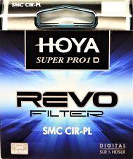 Hoya 52mm REVO CIR-PL Circular Polarising Super Slim Frame Lens Filter - New