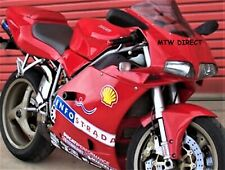 Ducati 916 2002 onwards R&G Racing Classic Crash Protectors CP0162BL Black