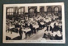 CPA. PARIS. 75 - 94 Rue de Charonne. Restaurant. Armée du Salut. Palais Femme.