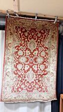 Afganistan hand knotted vintage rug (mm1540)