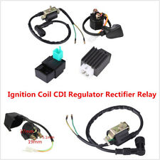 Ignition Coil CDI Regulator Rectifier Relay For 50cc 70cc 90cc 110cc ATV Quad