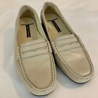 Trotters Women's Francie ll Slip On Leather Penny Loafers Size 6.5M