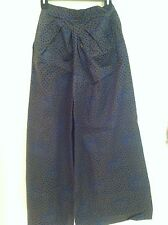 RARE NEW Vintage Giorgio Armani Kimono Hakama Pants Samurai