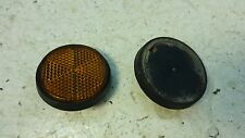 1978 Kawasaki KZ650 KZ 650 K423. amber reflector and base