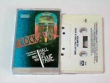 ROCK & ROLL HALL OF FAME CASSETTE VOL XIV CREATIVE SOUNDS 1014  R&R/ DOO WOP*EX+