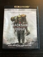 Hacksaw Ridge (4K Ultra HD+Blu-ray-No Digital)