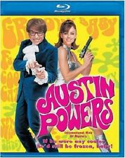 Austin Powers: International Man of Mystery (Blu-ray) Mike Myers NEW