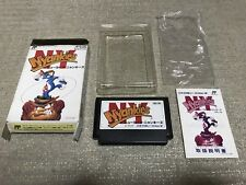 Family computer soft 『New York  Nyankees』with an box and explanation from Japan