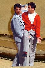 """Dean Martin and Jerry Lewis Comedy Duo Tabletop Standee 9"""" Tall"""